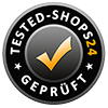 Tested Shops 24 Siegel